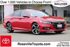 2018_HONDA_Accord_SPORT_ Roseville CA