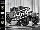 2018 HUMMER Mil-Spec Automotive Hummer H1  North Miami Beach FL