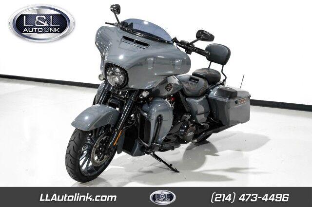 2018 Harley-Davidson CVO Street Glide CVO Street Glide Lewisville TX