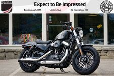 2018 Harley-Davidson Forty-Eight XL1200X