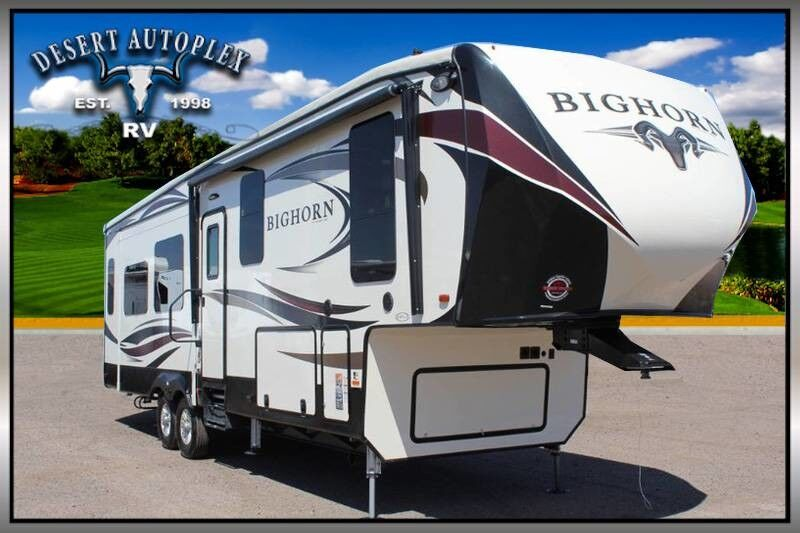 2018 Heartland Big Horn 3270RS Triple Slide 5th Wheel RV Mesa AZ