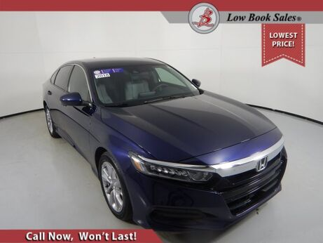 2018_Honda_ACCORD SEDAN_LX 1.5T_ Salt Lake City UT