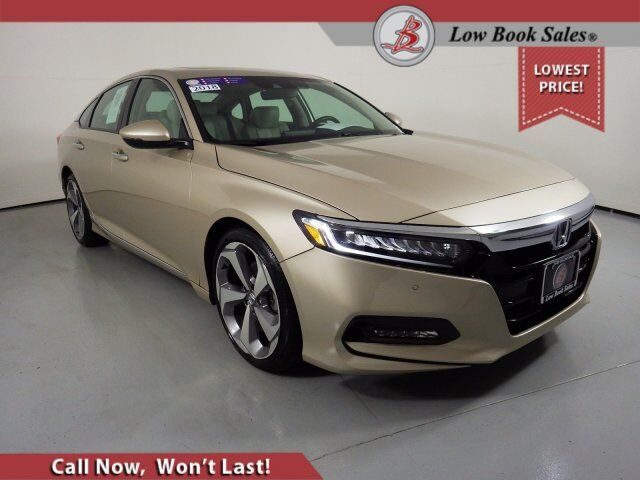 2018 Honda ACCORD SEDAN Touring 1.5T Salt Lake City UT