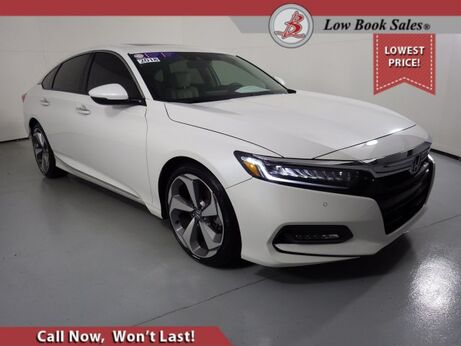 2018_Honda_ACCORD SEDAN_Touring 1.5T_ Salt Lake City UT
