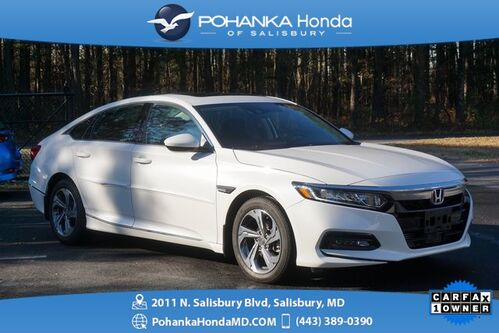 2018_Honda_Accord_EX ** 1 OWNER ** HONDA CERTIFIED 7 Year/100,000 **_ Salisbury MD