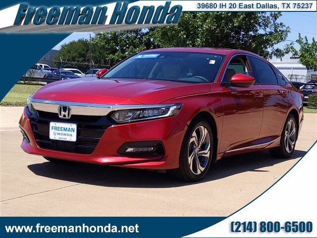 2018 Honda Accord EX Dallas TX