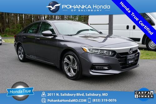 2018_Honda_Accord_EX-L ** Honda True Certified 7 Year / 100,000  **_ Salisbury MD