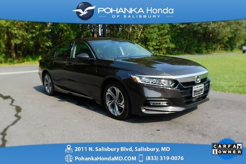 2018_Honda_Accord_EX-L ** LEATHER & SUNROOF ** ONE OWNER **_ Salisbury MD