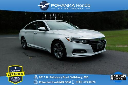 2018_Honda_Accord_EX-L ** Pohanka Certified 10 Year / 100,000  **_ Salisbury MD
