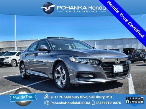 2018_Honda_Accord_EX-L 2.0T ** Honda True Certified 7 Year / 100,000  **_ Salisbury MD