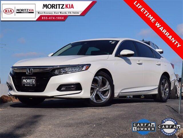 2018 Honda Accord EX-L 2.0T Fort Worth TX