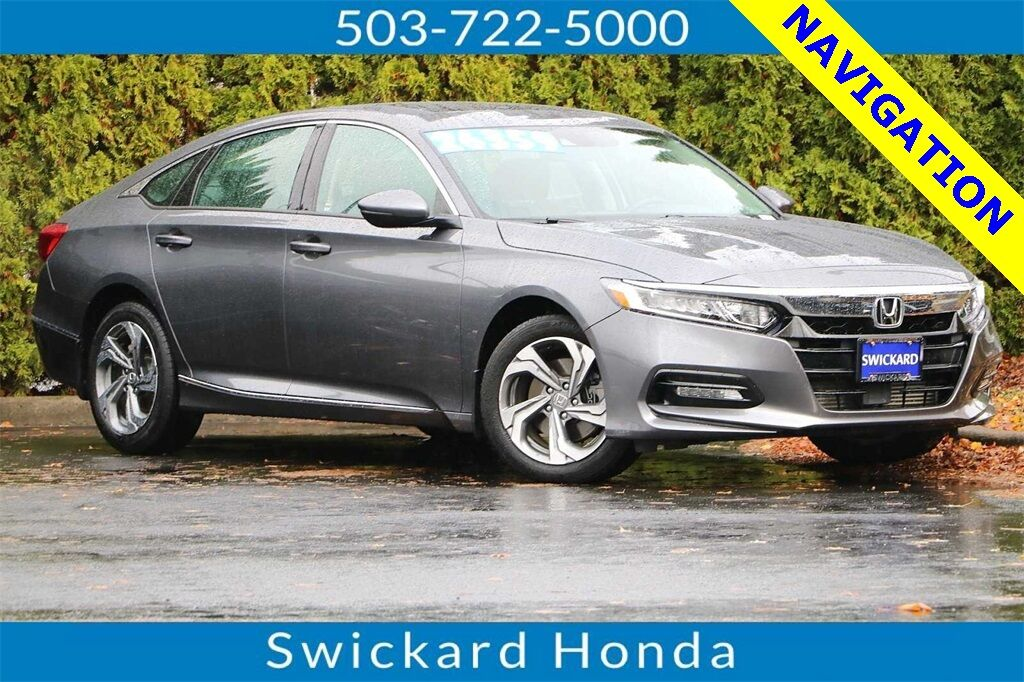 2018 Honda Accord EX-L 2.0T Gladstone OR