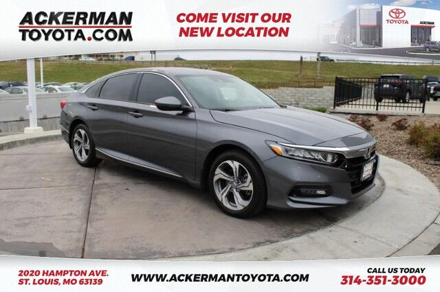 2018 Honda Accord EX-L 2.0T St. Louis MO
