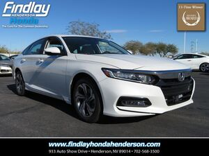 2018 Honda Accord EX-L 2.0T