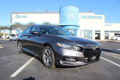 2018_Honda_Accord_EX-L CVT_ Richmond KY