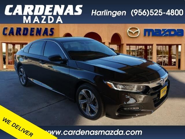 2018 Honda Accord EX-L Harlingen TX
