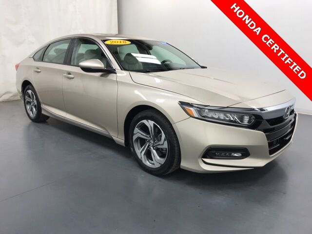 2018 Honda Accord EX-L Holland MI