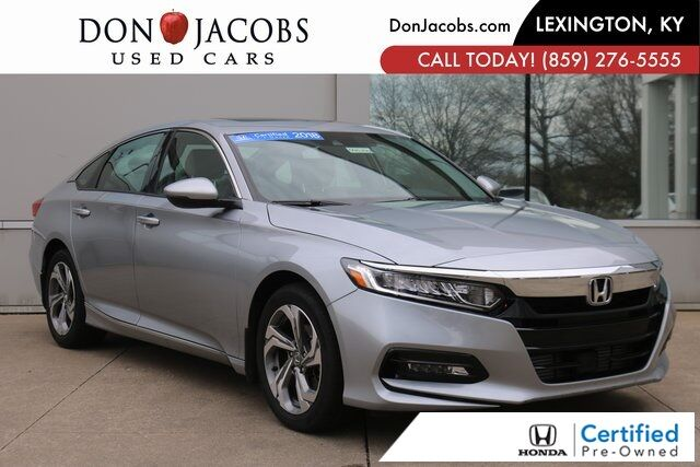 2018 Honda Accord EX-L Lexington KY