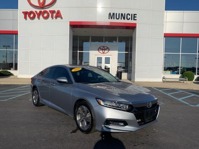 2018 Honda Accord EX-L Navi 1.5T CVT Muncie IN