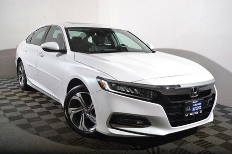2018 Honda Accord EX-L Seattle WA