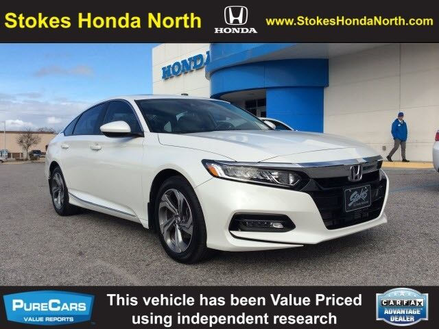 2018 Honda Accord EX Aiken SC