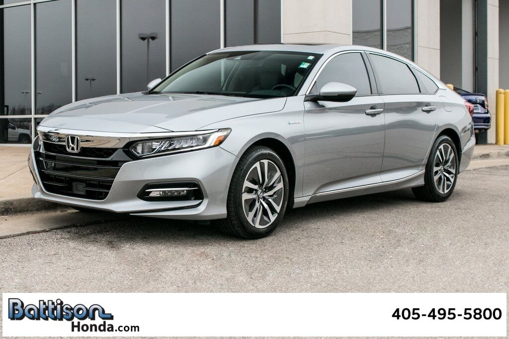 2018_Honda_Accord_Hybrid EX-L_ Oklahoma City OK