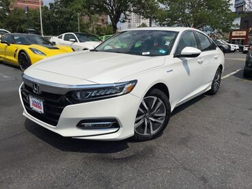 2018_Honda_Accord Hybrid_EX-L w/Navi_ Worcester MA