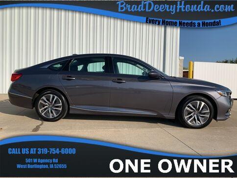 2018_Honda_Accord Hybrid_EX_ West Burlington IA