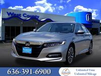Honda Accord Hybrid Hybrid Touring 2018