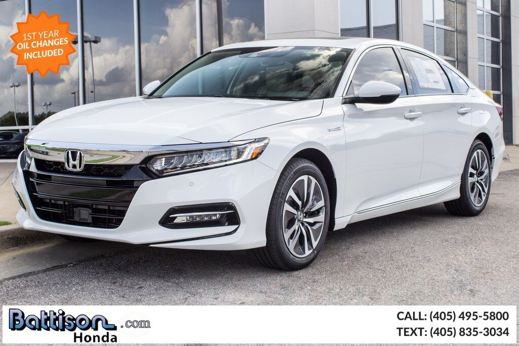 2018_Honda_Accord_Hybrid Touring_ Oklahoma City OK