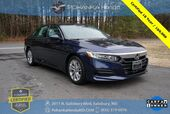 2018 Honda Accord LX ** Pohanka Certified 10 Year / 100,000  **