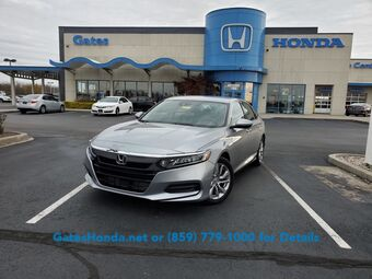 2018_Honda_Accord_LX 1.5T CVT_ Richmond KY