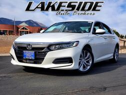 2018_Honda_Accord_LX CVT_ Colorado Springs CO