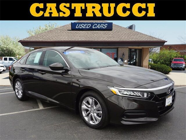 2018 Honda Accord LX Dayton OH