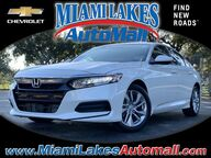 2018 Honda Accord LX Miami Lakes FL