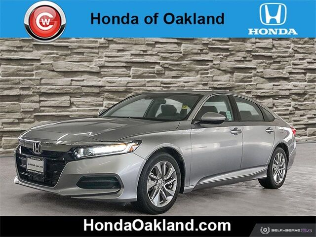 2018 Honda Accord LX Oakland CA