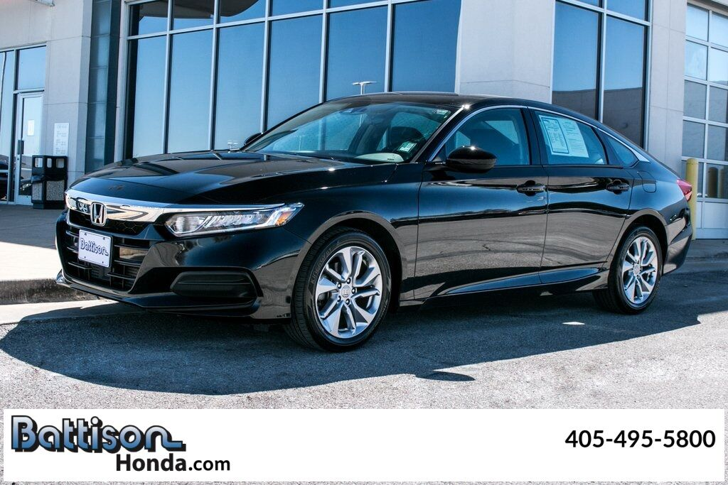 2018_Honda_Accord_LX_ Oklahoma City OK