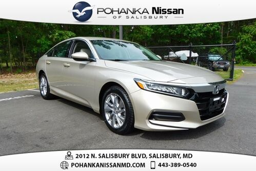 2018_Honda_Accord_LX_ Salisbury MD