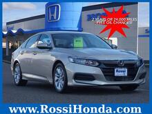 2018_Honda_Accord_LX_ Vineland NJ