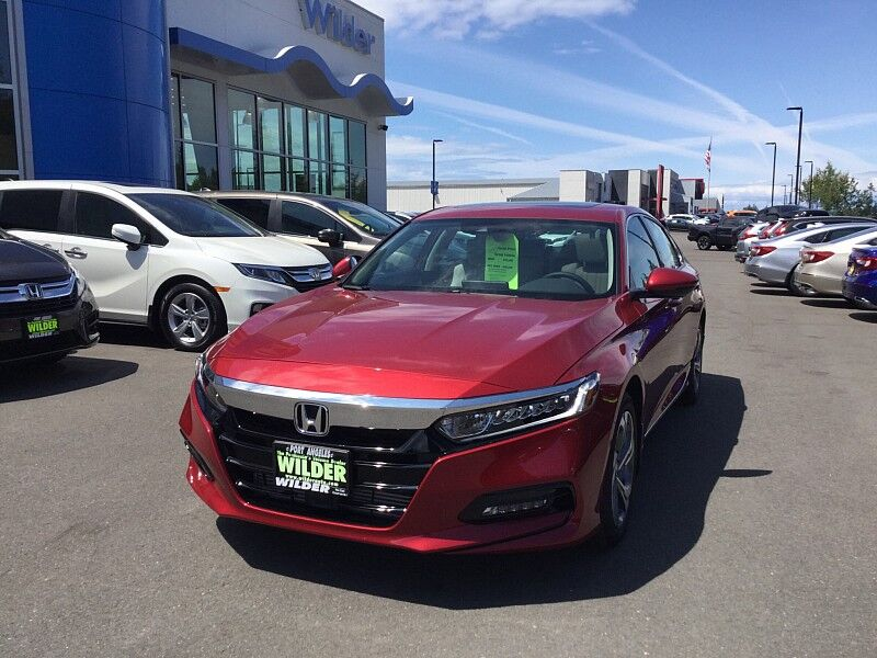 2018 Honda Accord Sedan 4d EX-L 2.0T Port Angeles WA