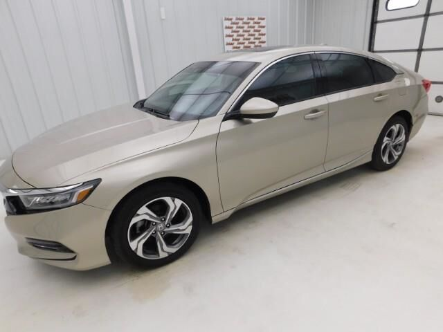 2018 Honda Accord Sedan EX 1.5T CVT Manhattan KS