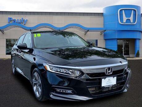 2018 Honda Accord Sedan EX 1.5T Libertyville IL