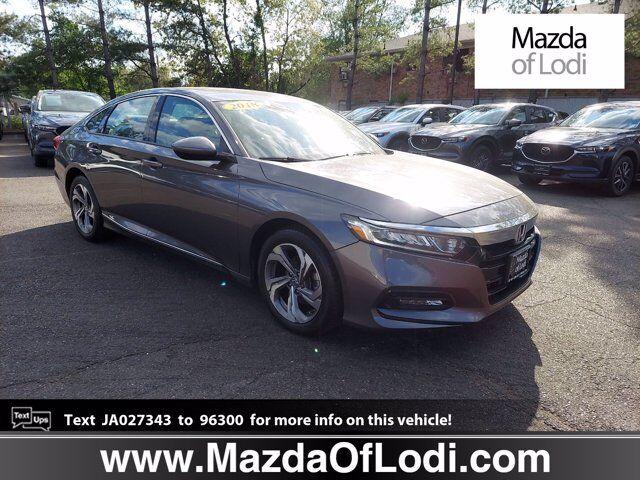 2018 Honda Accord Sedan EX 1.5T Lodi NJ