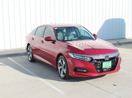 2018_Honda_Accord Sedan_EX 1.5T_ Longview TX