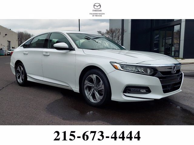 2018 Honda Accord Sedan EX 1.5T Trevose PA