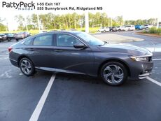 2018 Honda Accord Sedan EX FWD