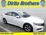 2018 Honda Accord Sedan EX-L 1.5T 51489A EX-L 1.5T
