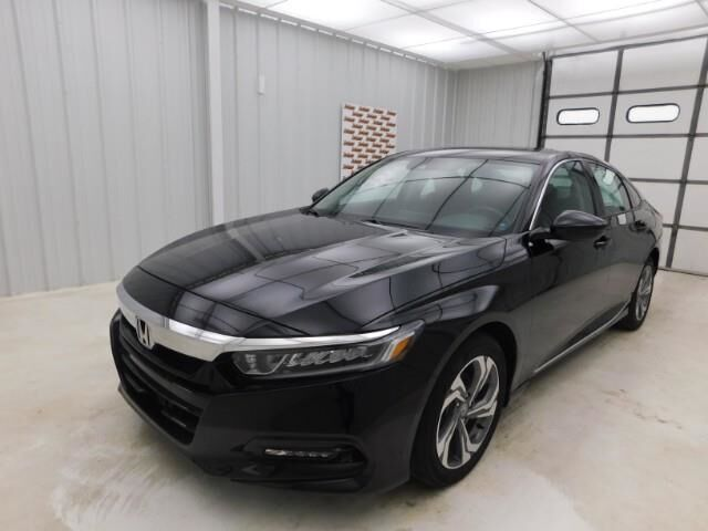 2018 Honda Accord Sedan EX-L 1.5T CVT Manhattan KS