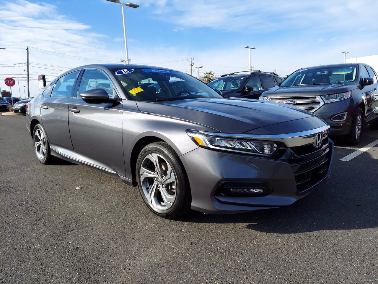 2018 Honda Accord Sedan EX-L 1.5T Conshohocken PA