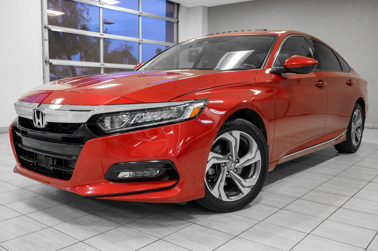 2018 Honda Accord Sedan EX-L 1.5T Peoria AZ